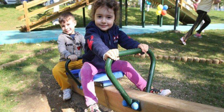 Bursa'da Çocukların Tasarladığı Park Türkiye'de İlk Oldu