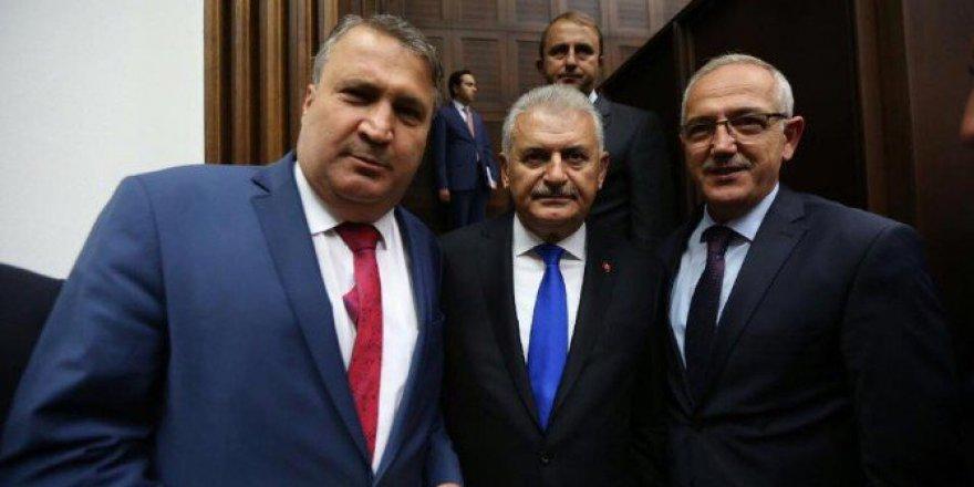 Başkan Mehmet Çerçi Kabineyi Yunusemre'ye Davet Etti