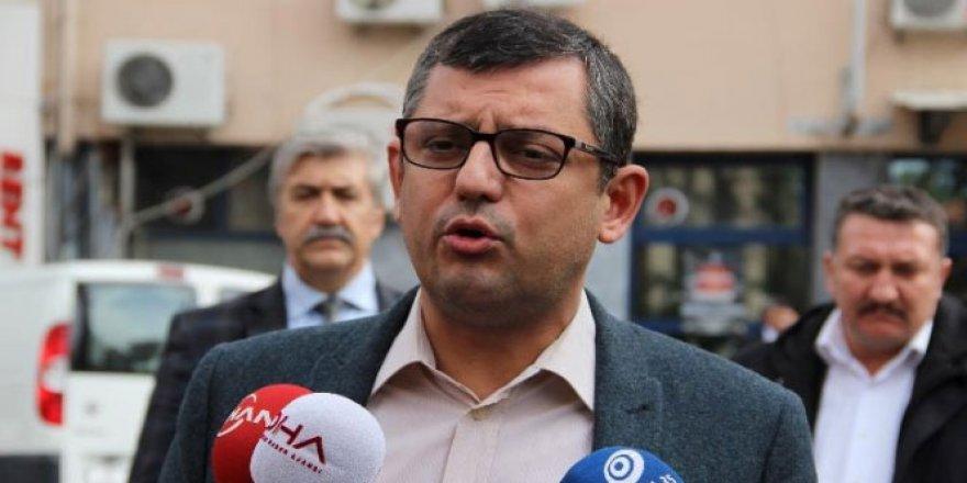 CHP'li Özel, Anayasa Mahkemesi Başkanı Arslan'ın Sözlerini Değerlendirdi