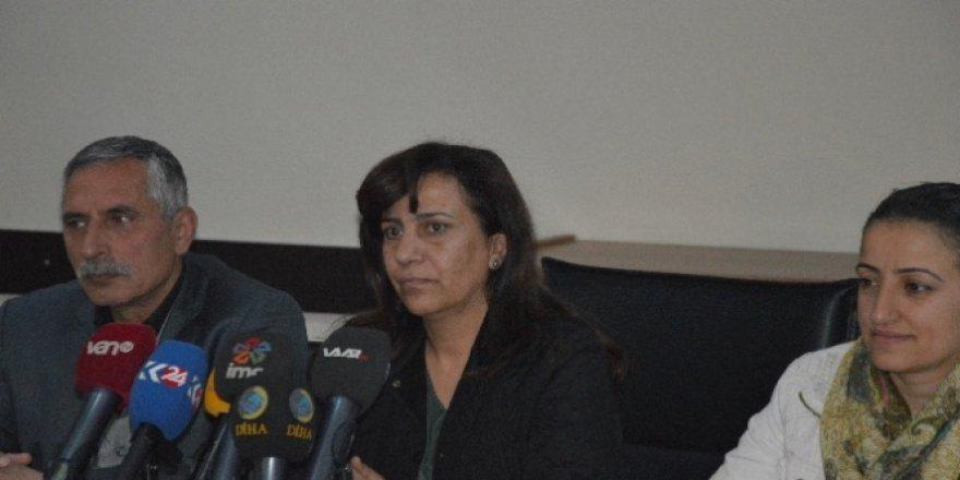 DBP'li  Başkan Hafize İpek'e 18 Ay 22 Gün Hapis Cezası