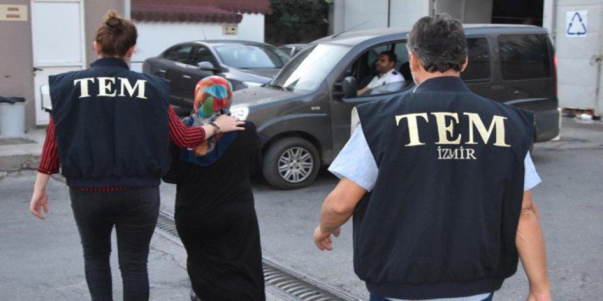 İzmir'de Dev FETÖ dalgası ! Çok sayıda gözaltı