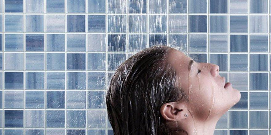 Kışın banyoda 15 dakikadan fazla kalmayın!