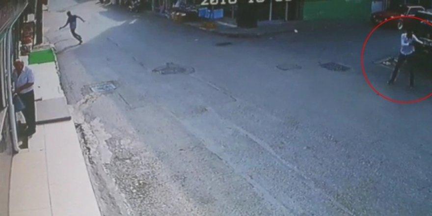 İzmir'de pompalı tüfeklerle  güpegündüz dehşet!