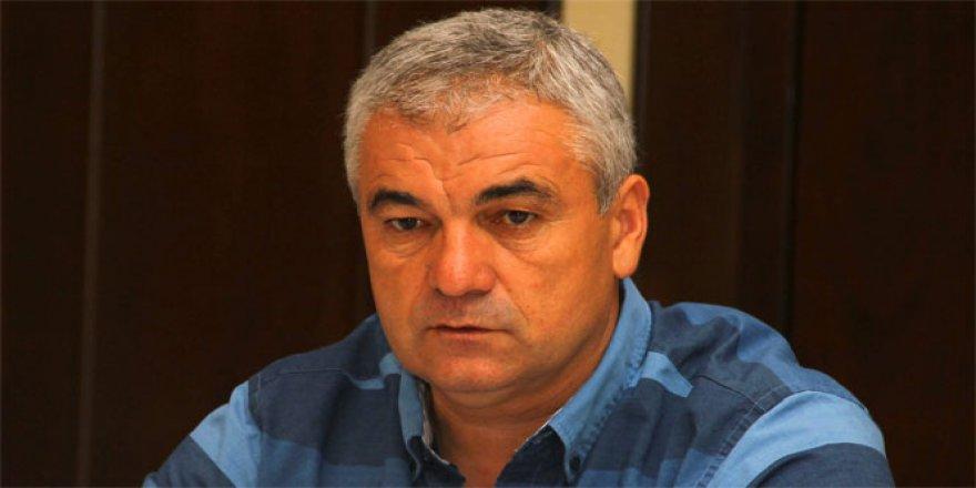 Rıza Çamlıbay, Antalyaspor'a geldi