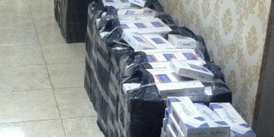 Sakarya'da 29 Bin Paket Kaçak Sigara Ele Geçirildi