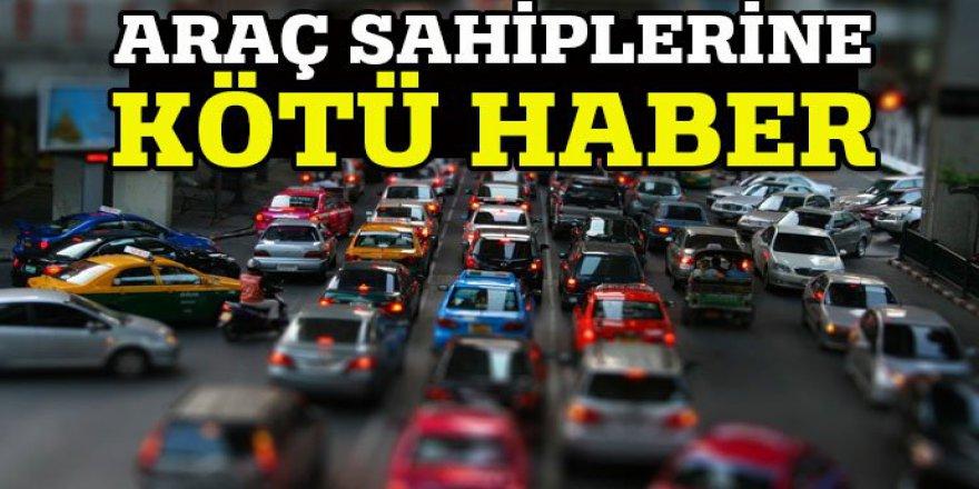 Sürücülerin kabusu İstanbul'a da kuruluyor