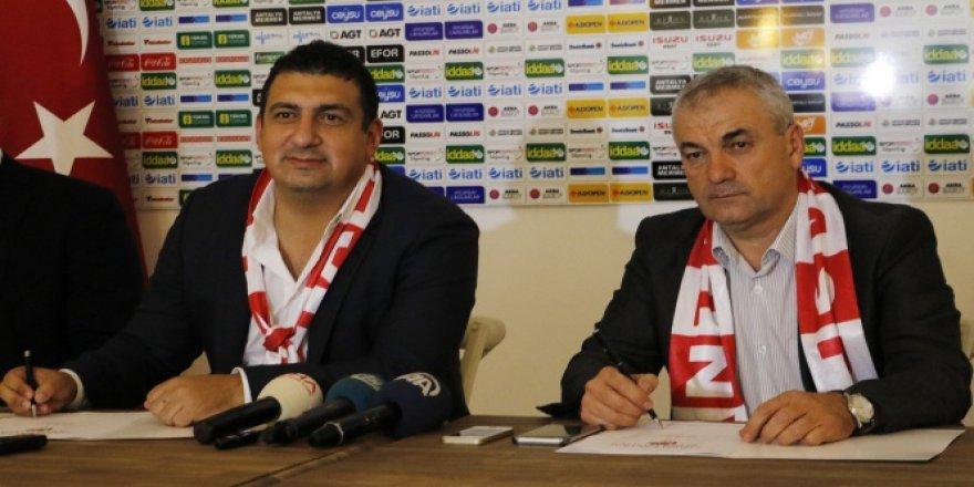 Antalyaspor'da Rıza Çalımbay Dönemi