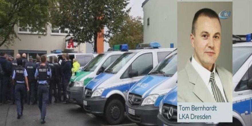 Son dakika : Almanya'da terör operasyonu