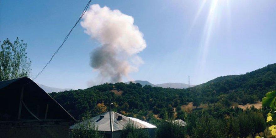 Şemdinli'de Bomba yüklü araçla Karakola saldırdılar!