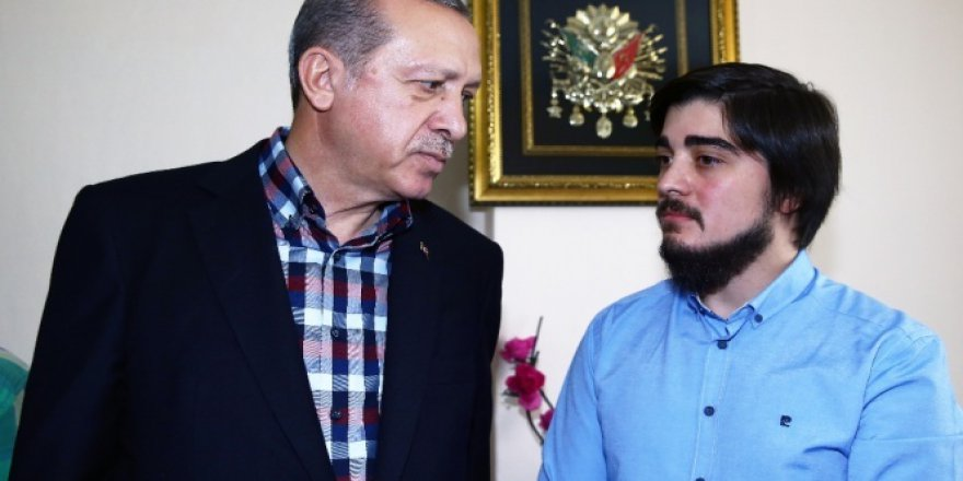 Erdoğan'dan 15 Temmuz gazilerine ziyaret