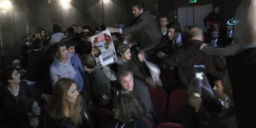 Kartal'da Kılıçdaroğlu'nun da katıldığı toplantıda protesto şoku!