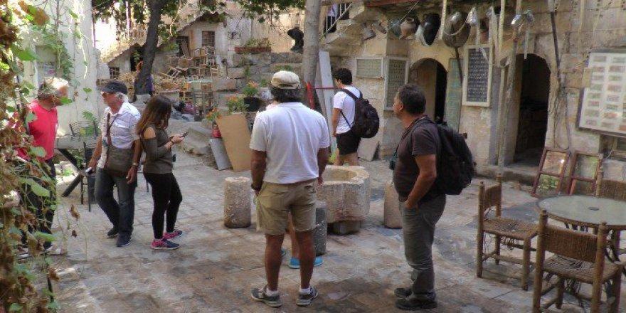 Gaziantep'te Turistler Müzelerin Kapatılmasına Tepki Gösterdi
