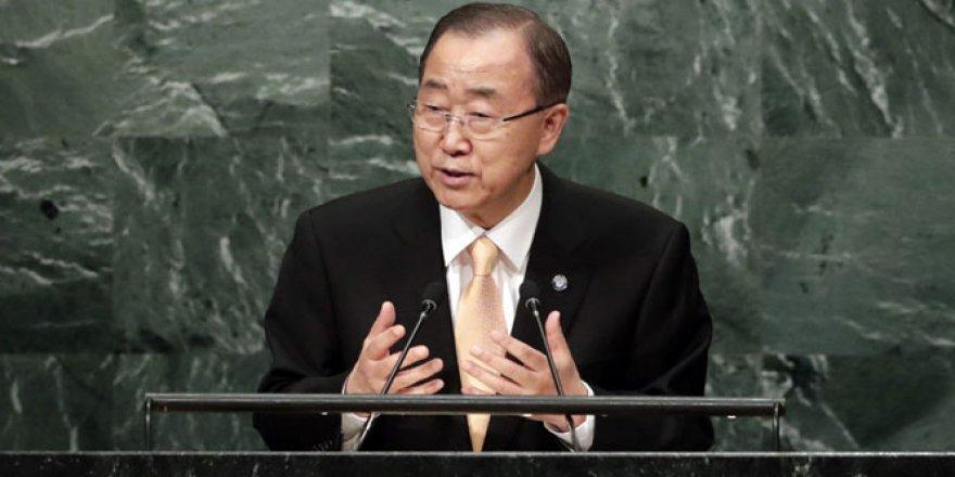 BM Genel Sekreteri Ban Ki-Moon: ''Esad'ın liderliği 300 binden fazla ölüme neden oldu''