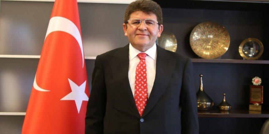 KAYSO Yönetim Kurulu Başkanı Mustafa Boydak istifa etti