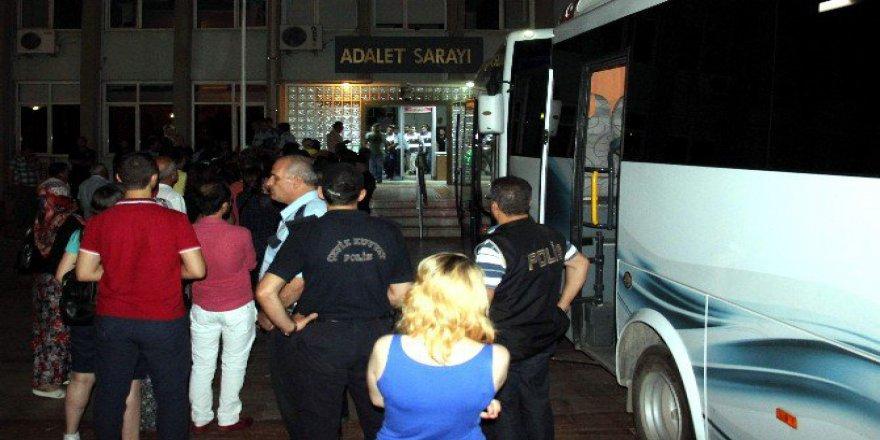 Aydın'daki Fetö Soruşturmasında 157 Kişi Aranıyor