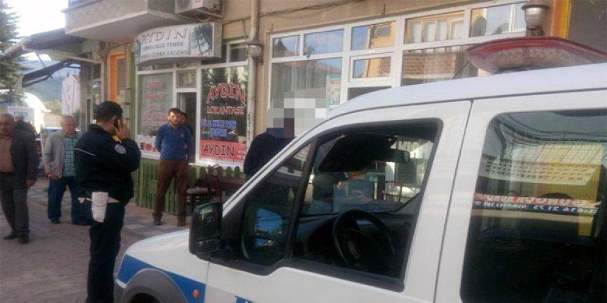 Kastamonu, Daday'da kahvehane kurşunlandı