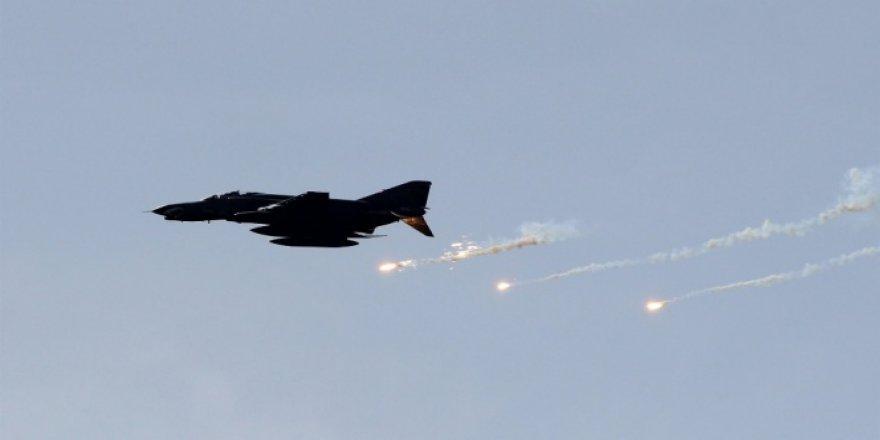 Kuzey Irak, Zer Tepe'ye hava harekatı