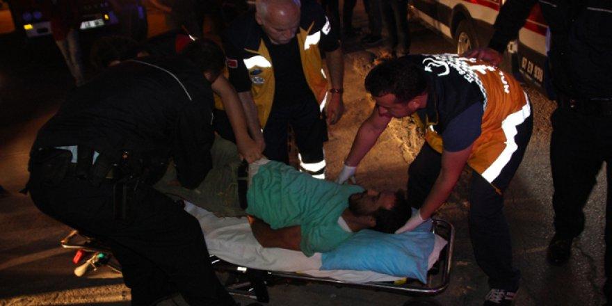 Ereğli'de Alkollü Şahıs Polislerle Köşe Kapmaca Oynadı