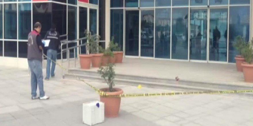 Kayseri Adliyesi'ne pompalı tüfekle saldırı!