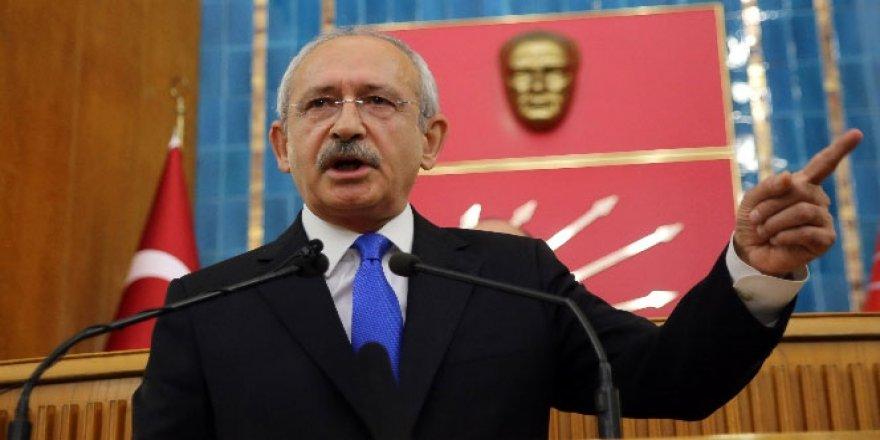 Kemal Kılıçdaroğlu isyan etti: 'Bana FETÖ'cü diyorlar'