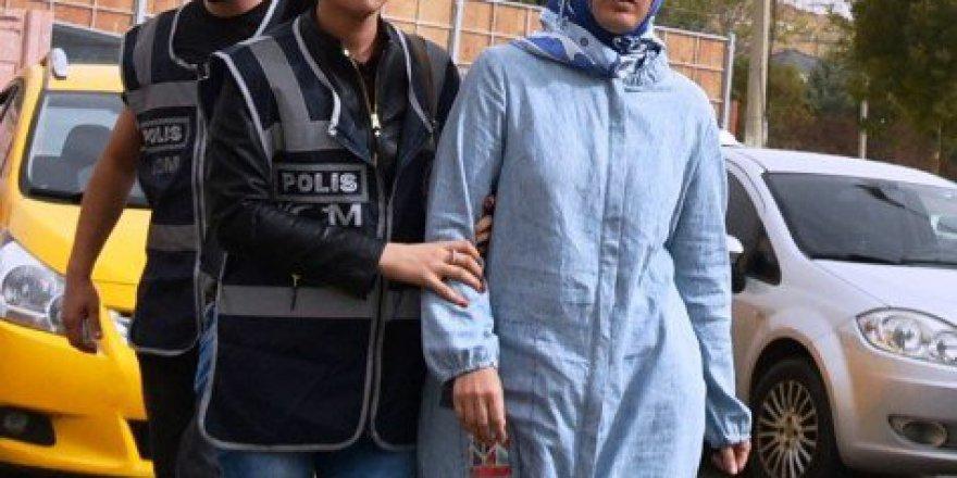 Aksaray'ın FETÖ Ablası Gölbaşı'nda Yakalandı
