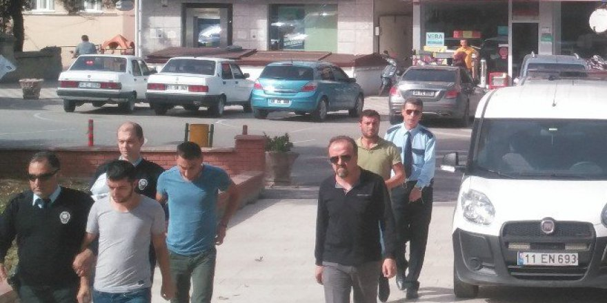 Bilecil, Osmaneli'de Uyuşturucu Operasyonu: 3 Gözaltı