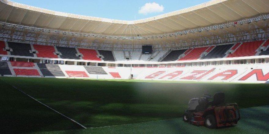 Gaziantep Arena'da Kapılarını Açmak İçin Gün Sayıyor
