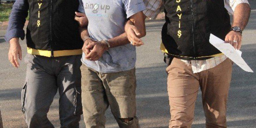 Adana'da Cinayetten 12 Yıl Hapse Mahkum Edilen Firari Uyurken Yakalandı