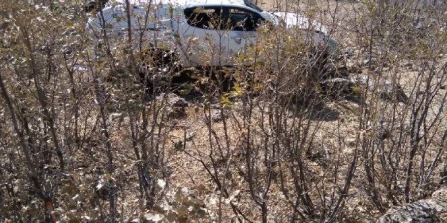 Mardin'De bomba yüklü araç paniği