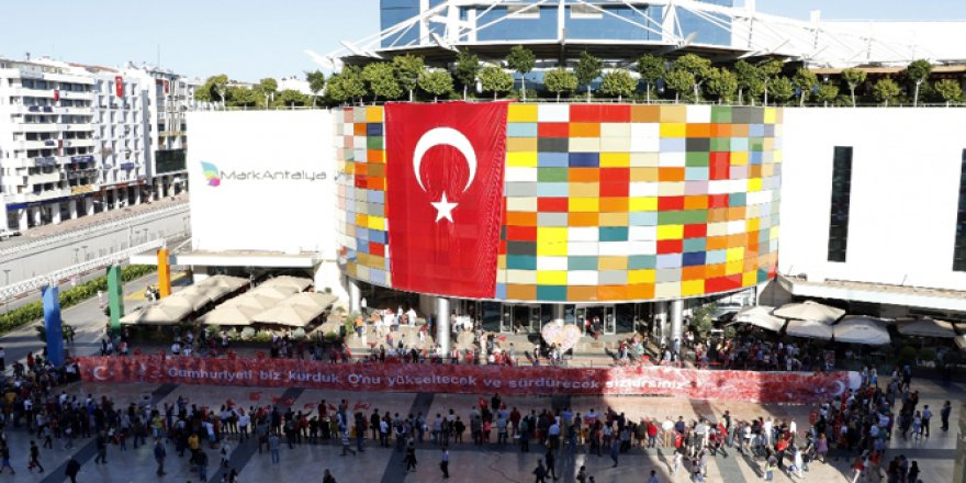 Antalya'da Markantalya ve MLC Döner'e kayyum!