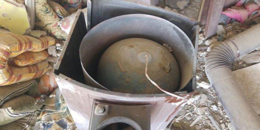 Mardin'de 2 el yapımı patlayıcı imha edildi