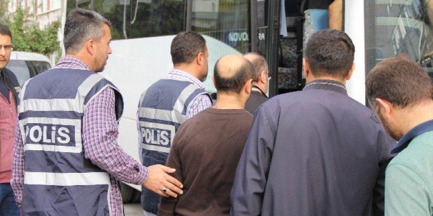 Samsun'da FETÖ/PDY'den 3 Polis Tutuklandı