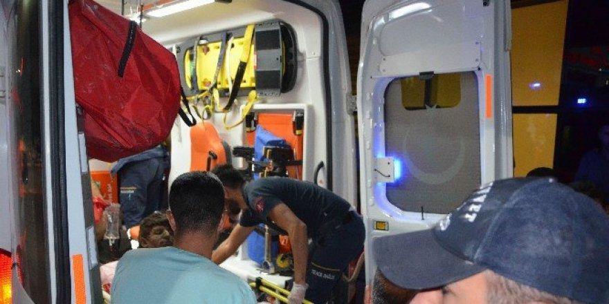 DEAŞ,Kilis Kırsalında İntihar Saldırısı Düzenledi; 5 Ölü 13 Yaralı