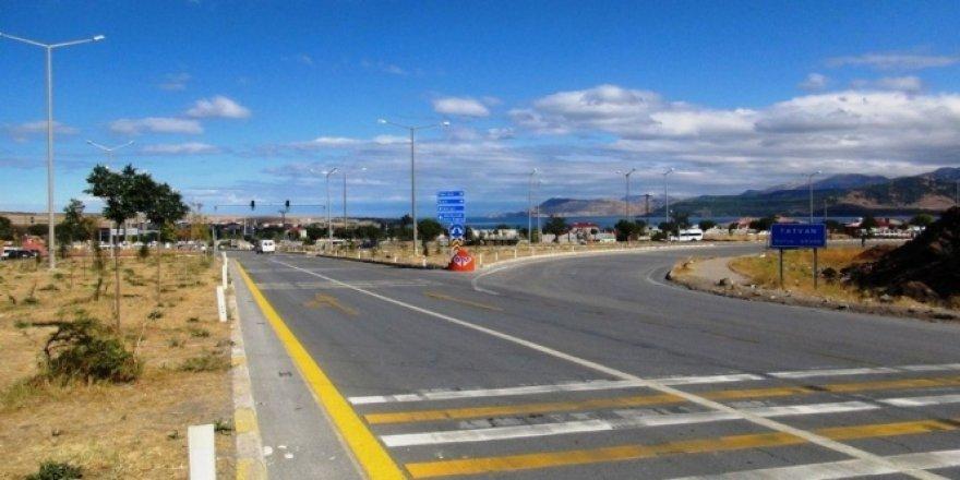 Bitlis, Tatvan'da 2 Köyde Sokağa Çıkma Yasağı
