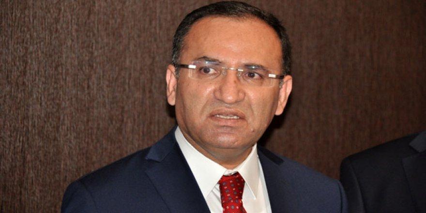 Bakan Bekir Bozdağ'dan Gülen'in iadesiyle ilgili açıklama