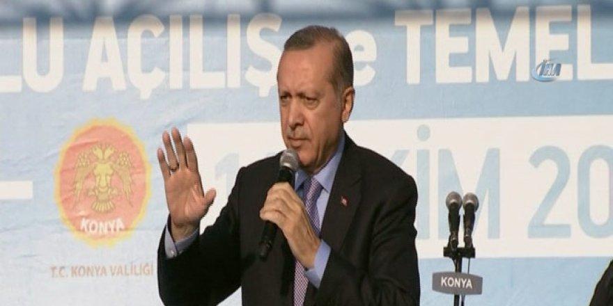 Cumhurbaşkanı Erdoğan: ''Koalisyon güçlerine katılmakta kararlıyız'' dedi