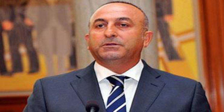 """Bakan Mevlüt Çavuşoğlu: """"Yunanistan'a Sığınan Darbecileri Getirmek İçin Çalışıyoruz"""""""