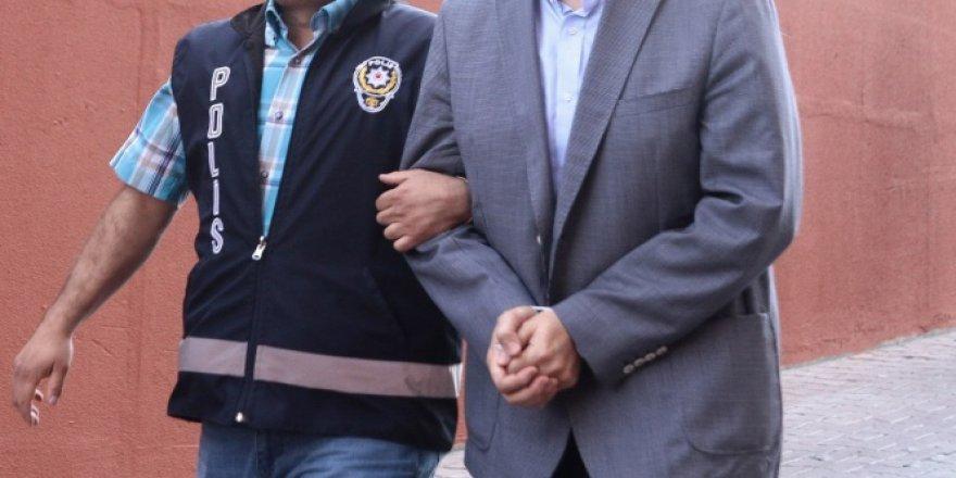 Karaman'da FETÖ'den ağır ceza mahkemesi başkanı gözaltına alındı