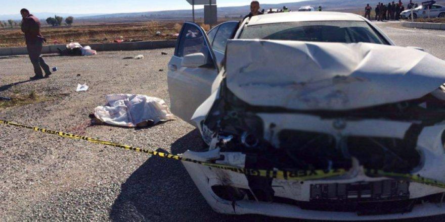 Çorum'da Korkunç Trafik Kazası: 4 Ölü, 3 Yaralı