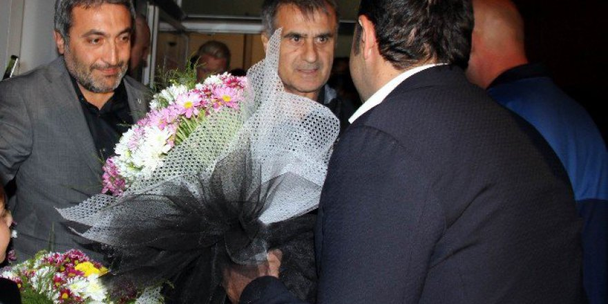 Beşiktaş Kafilesine Kayseri'de Yoğun İlgi