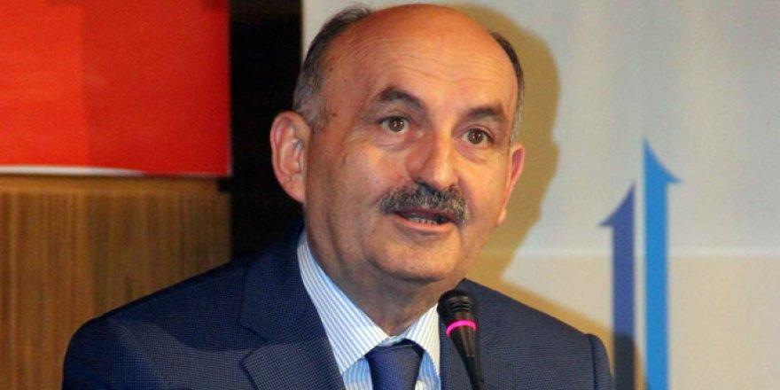 Bakan Mehmet Müezzinoğlu: 'Kamuya alımları belirli bir süre dondurduk'