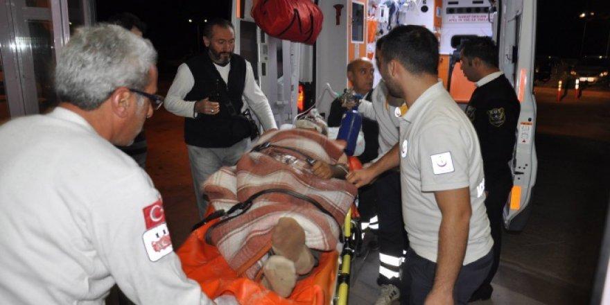 Tunceli'de su deposu bakımında 2'si asker 3 kişi gazdan zehirlendi