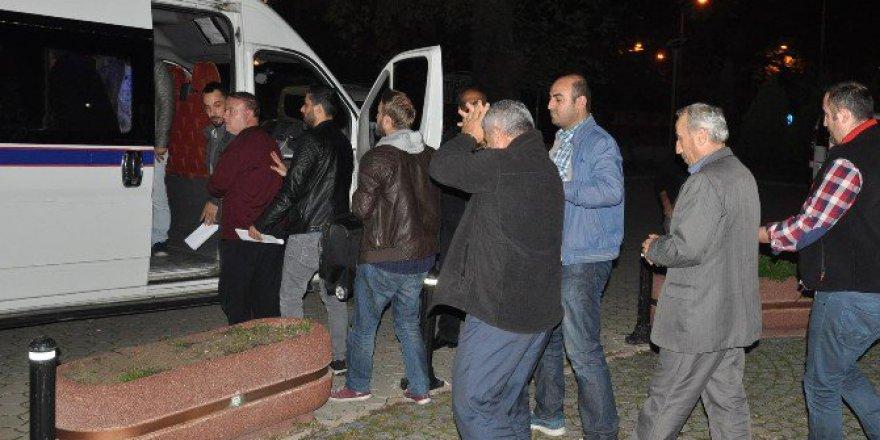 Bursa, İnegöl'de FETÖ'den 6 Tutuklama