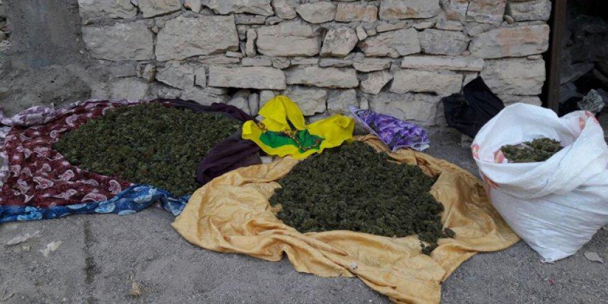 Diyarbakır, Lice'de Narkotik Terörüne Darbe