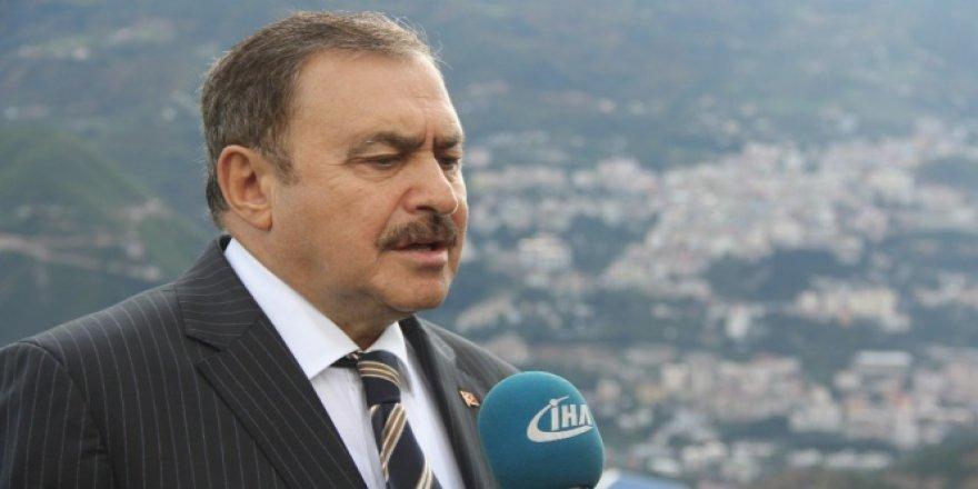 Eroğlu'ndan HES karşıtlarına 'Gaza gelmeyin'