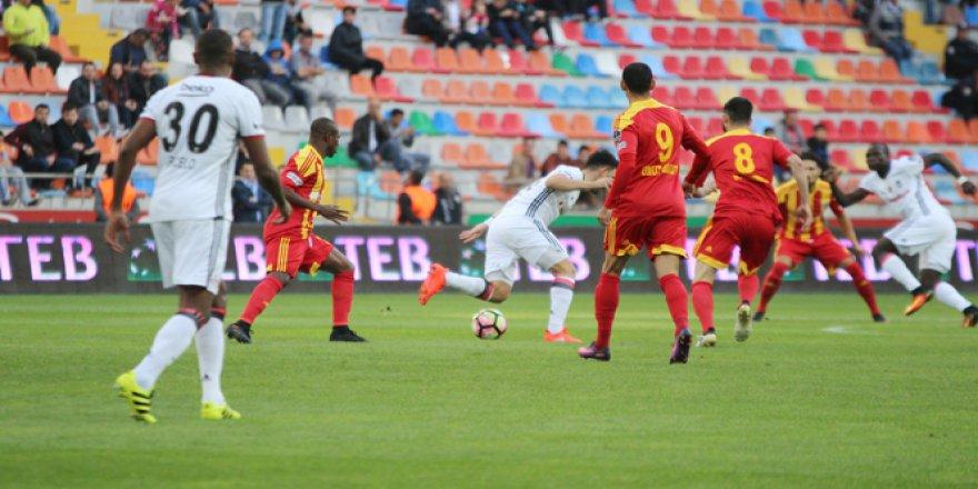 Beşiktaş 1-0 Kayserispor