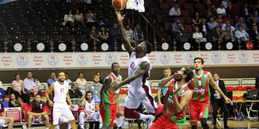 Gaziantep Basketbol 75-73 Pınar Karşıyaka