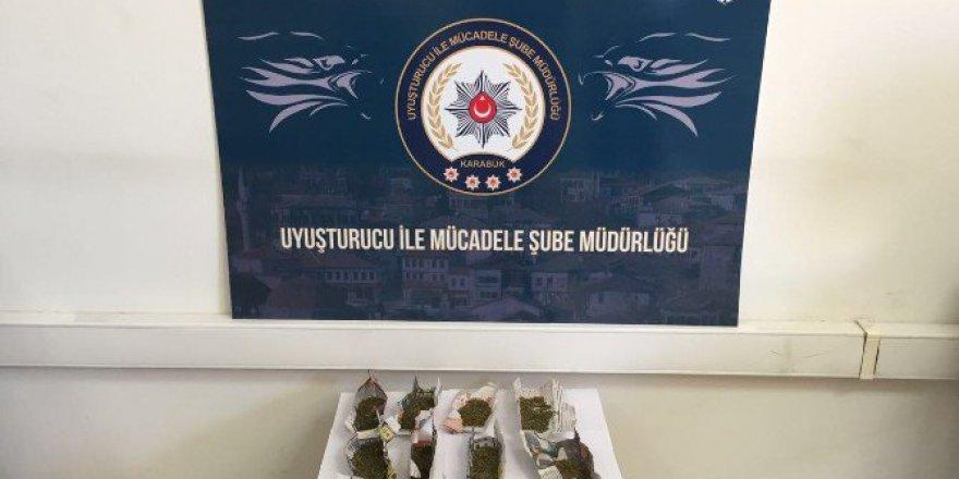 Karabül'te  Belediyeye Ait Arazide Uyuşturucu Madde Bulundu