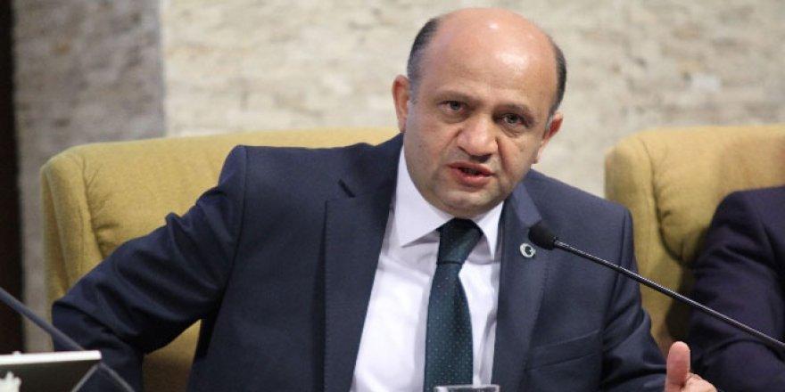"""Bakan Fikri Işık: """"DEAŞ'ın Yakın Tehdit Olma İhtimalini Yok Edeceğiz"""""""