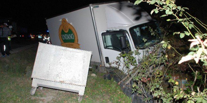 Tekirdağ, Saray'da Feci Kaza: 2 Ölü